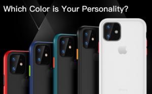 What your iPhone 11 color says about your personality